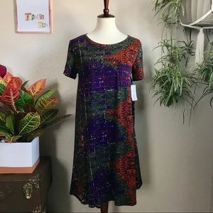 LuLaRoe | Carly Dress, NWT, Small